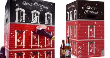 Beery Christmas : le calendrier de l'avent de la bière