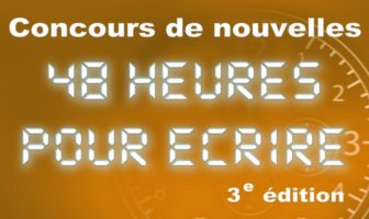 concours de nouvelles 48 heures pour écrire 2015 par Edilivre