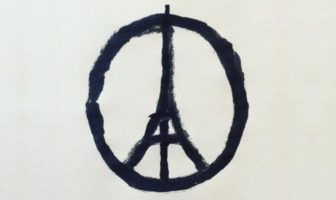 "dessin ""peace for paris"" attentats du 13 novembre"