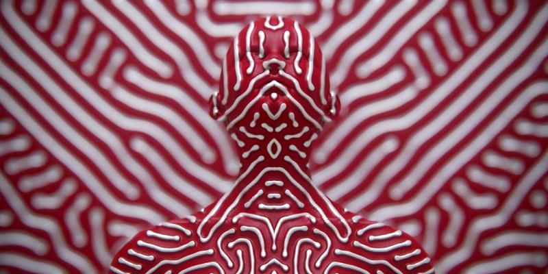 diffusion : caméléon humain