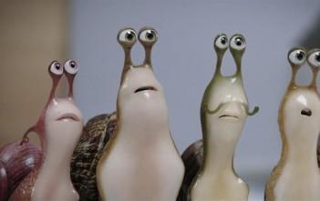 Escargore : court-métrage d'animation avec des escargots