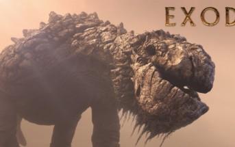 Quand la mort d'une gigantestque créature entraîne un exode