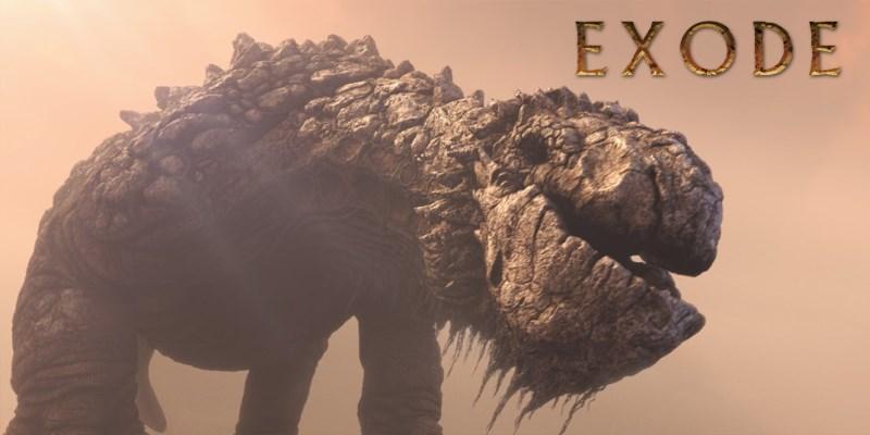 exode : court-métrage d'animation