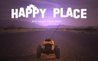 Happy Place : l'imagination d'une voiture radiocommandée