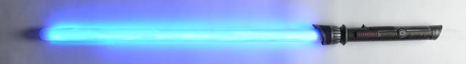 Le sabre laser Calimacil Foam LEDsaber Basic Plasma Blue à 275$