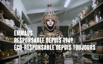 Emmaüs tacle H&M en détournant sa pub 'close the loop'