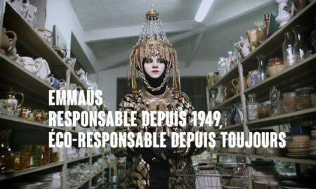 Emmaüs responsable depuis 1949, éco-responsable depuis toujours