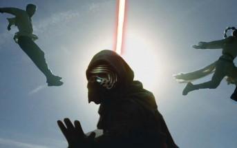 The Flow Awakens : Star Wars Parkour Battle par Ronnie Shalvis