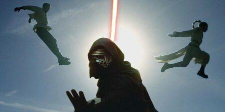 Star Wars Parkour Battle - The Flow Awakens