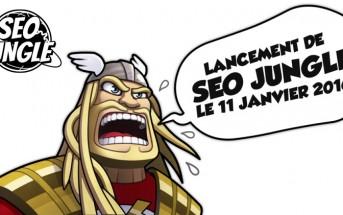 SEO Jungle, une BD sur les dessous du référencement web