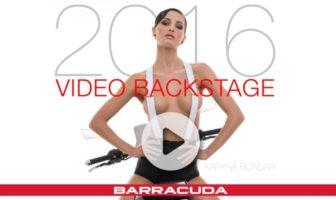 calendrier sexy moto barracuda 2016 - Karyna Bondar