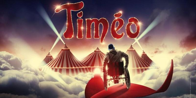 La comédie musicale Timéo allie cirque et handicap