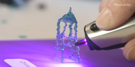 creopop test stylo 3d