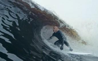 Surf : Kelly Slater dévoile sa vague artificielle parfaite en vidéo