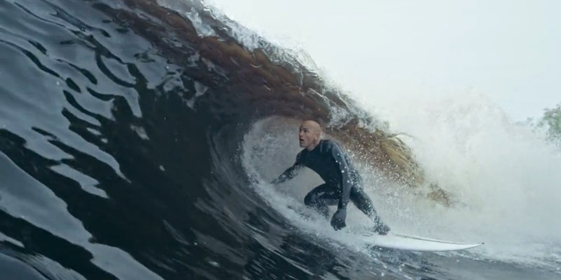 La vague artificielle parfaite : Kelly Slater Wave Company