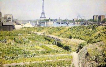 Paris il y a 100 ans : 20 photos couleurs prises en 1914