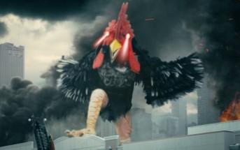 Chickenzilla arrive : la revanche des poulets a sonné !