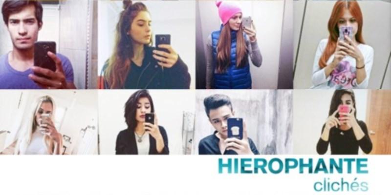Hiérophante - Clichés
