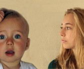 Une petite fille filmée 15 secondes par semaine durant 14 ans