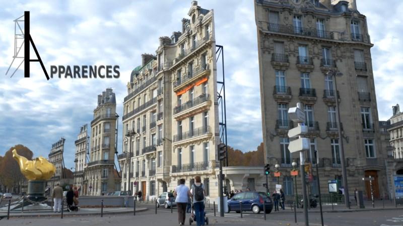 apparences : Paris est une illusion, par Claire&Max
