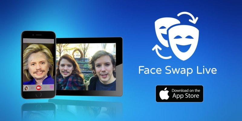 application face swap live