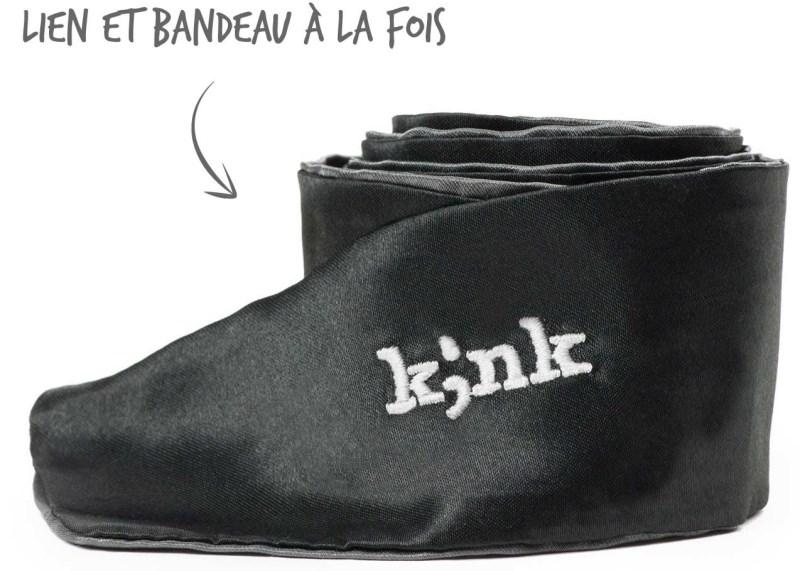 bandeau lien érotique de kink