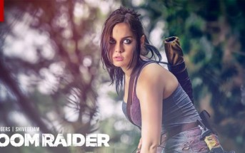 Boom Raider : parodie de Tomb Raider avec la cosplayeuse ShiveeeJam