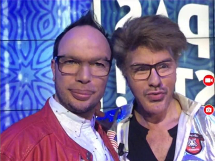 Face Swap TPMP : l'humoriste Jarry fusionne son visage avec Igor Bogdanov