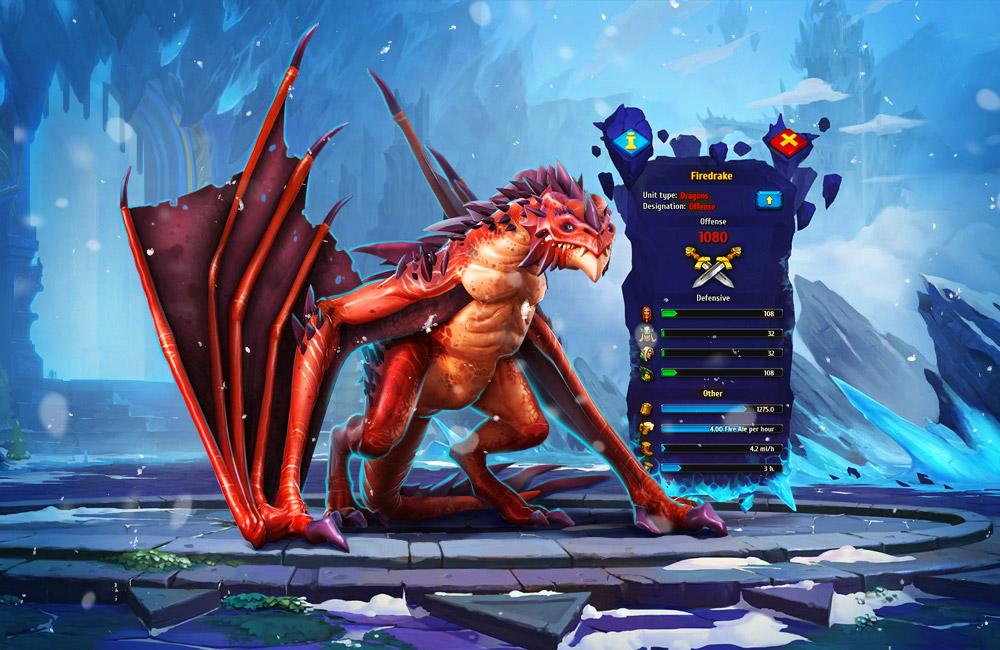 jeux vidéo dragon