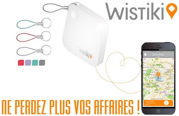 wistiki : ne perdez plus vos affaires
