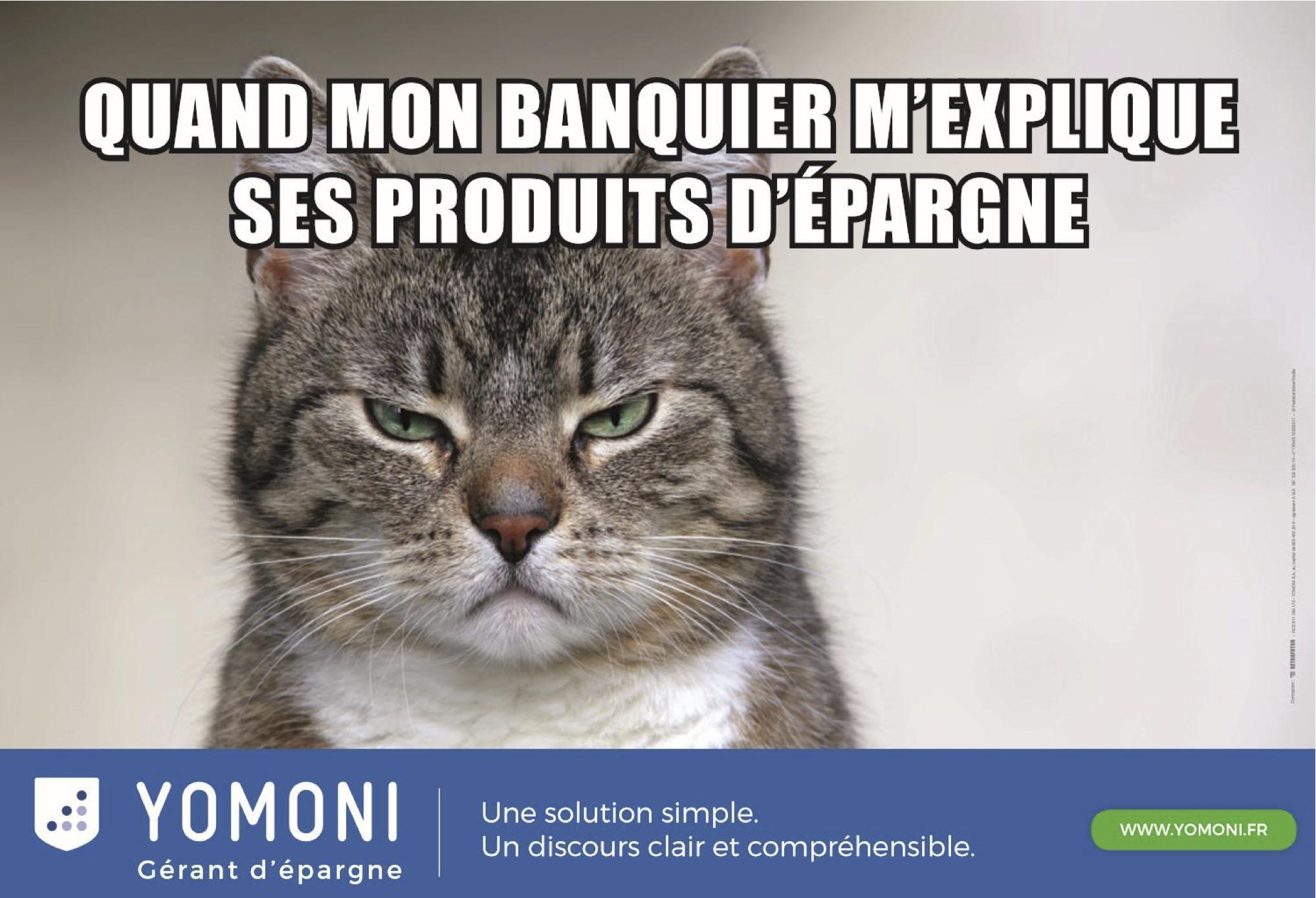 """Yomoni : """"Quand mon banquier m'explique ses produits d'épargne"""""""