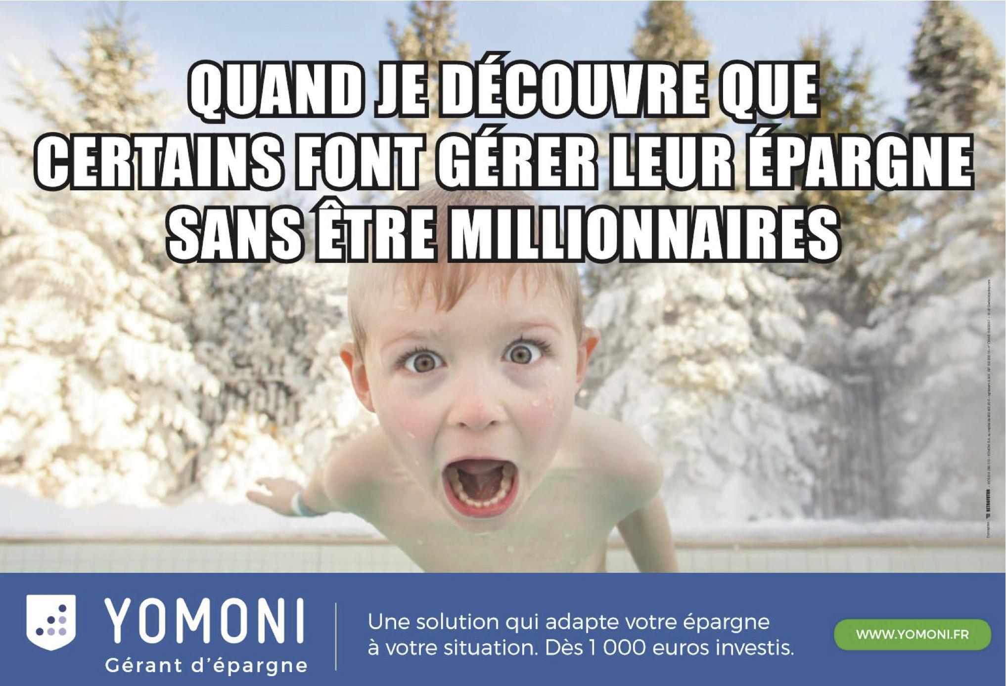 """Yomoni : """"Quand je découvre que certains font gérer leur épargne sans être millionnaires"""""""