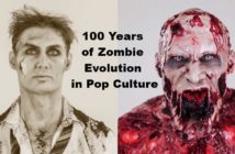 100 Years of Zombie Evolution in Pop Culture