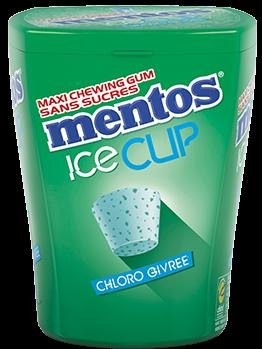 Mentos ICE CUP Chloro Givrée