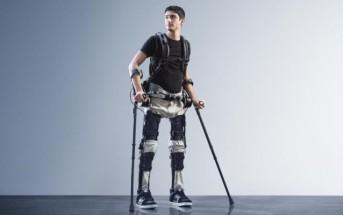 Un paraplégique remarche grâce à l'exosquelette Phoenix