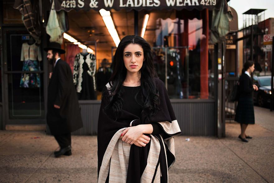 The Atlas of Beauty : femme de New-York, USA