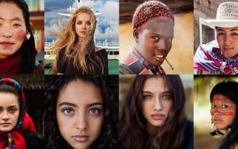 Cette femme a pris en photo les habitantes de 37 pays, afin de montrer que la beauté est universelle