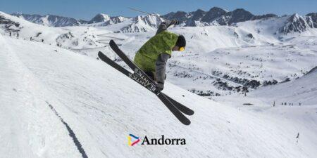 andorre neige ski