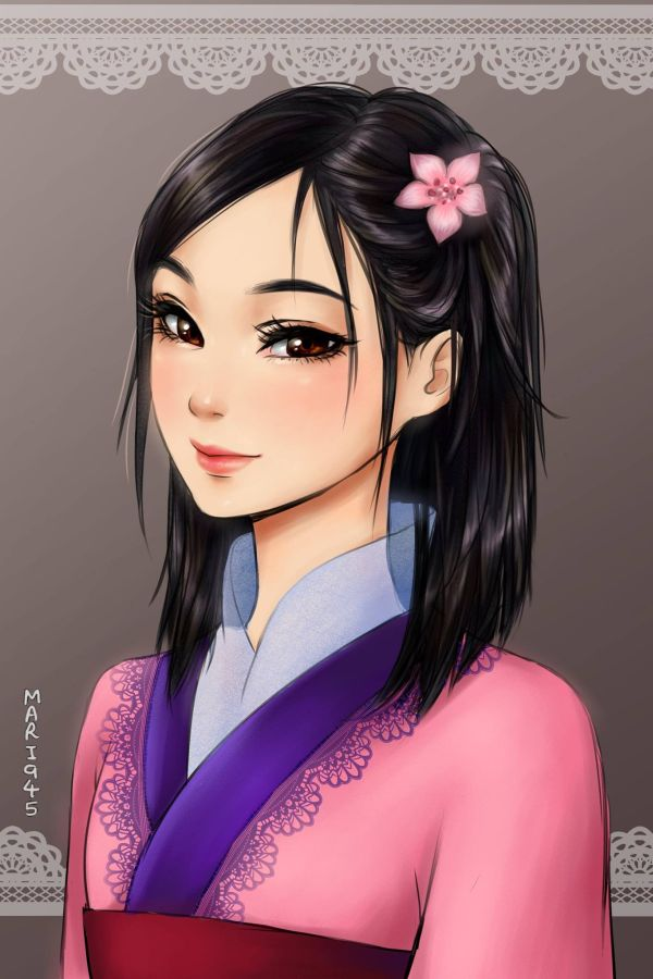 princesses-disney-manga-09-mulan