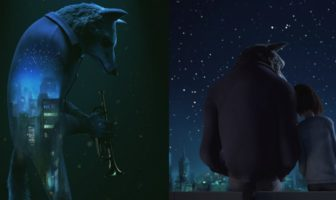 untamed : court-métrage sur un loup-garou tompettiste de jazz - The Animation Workshop