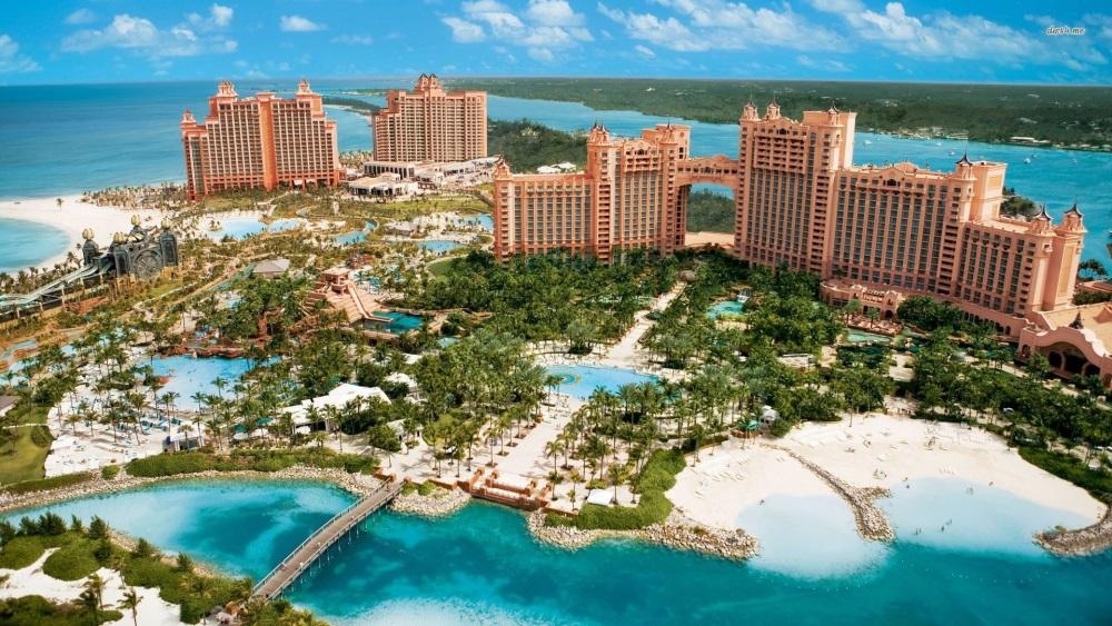 Casino Atlantis Paradise Island aux Bahamas