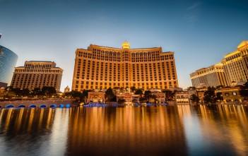 Casino Bellagio à Las Vegas