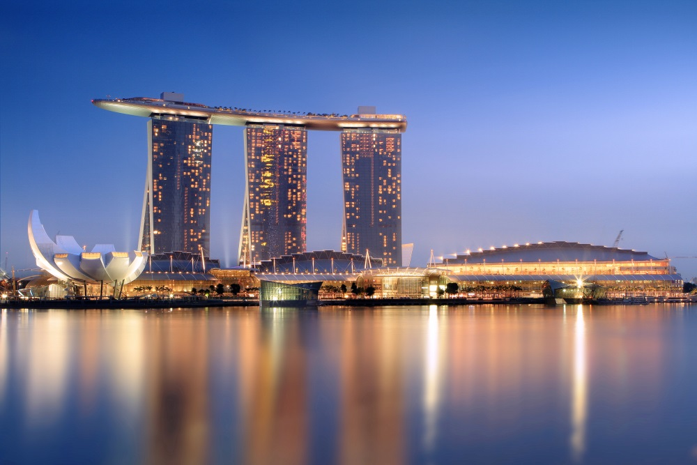 Casino Marina Bay Sands Singapour