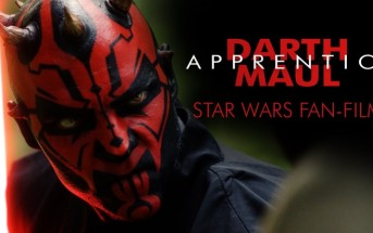 Darth Maul Apprentice : un superbe Fan-Film Star Wars
