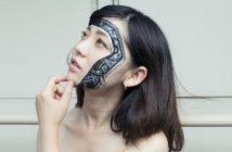 Hikaru Cho et son art de mêler body painting et illusions d'optique
