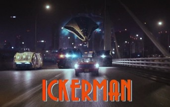 "Ickerman : un teaser ""proof of concept"" de film rétro futuriste"