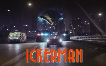 Ikerman : film rétro-futuriste