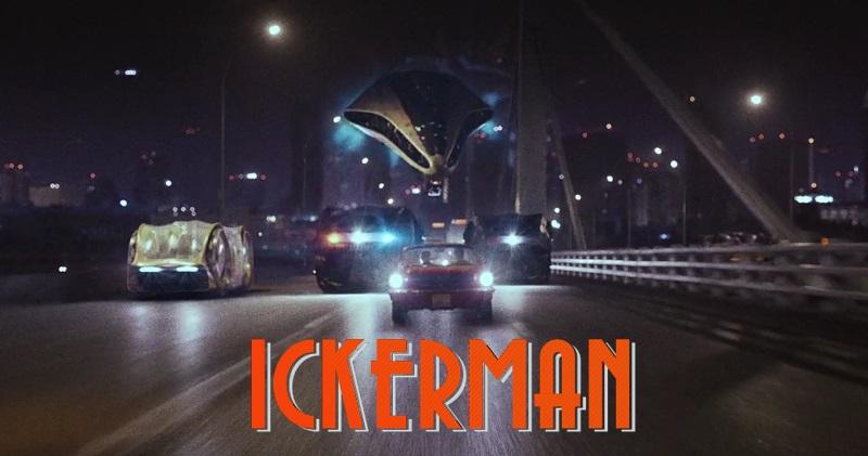 Ickerman : le film rétro-futuriste du studio Seth Ickerman