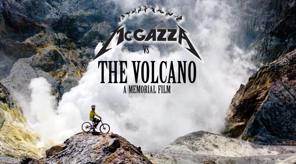 "Kelly ""McGazza"" McGarryvs The Volcano: A Memorial film"