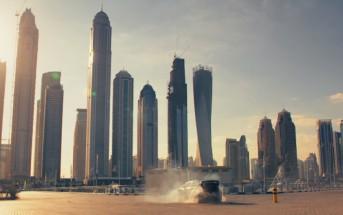 Gymkhana 8 : Ken Block drifte dans un Dubaï déserté